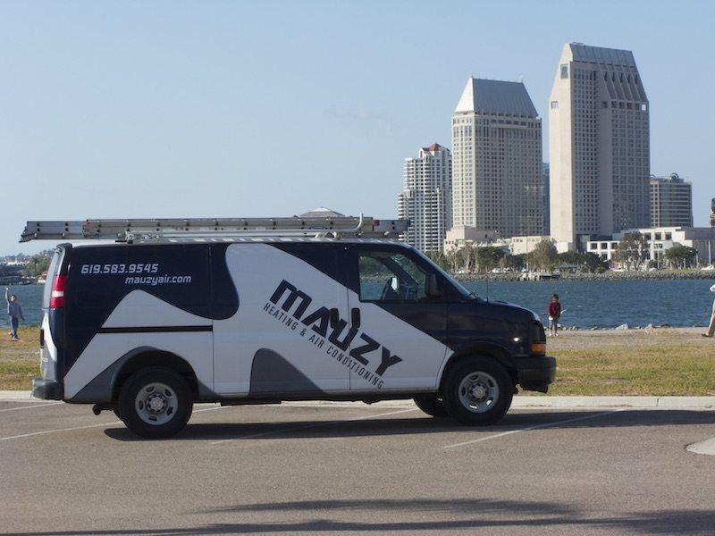 Hvac Services In San Diego County Ca Mauzy Heating Air