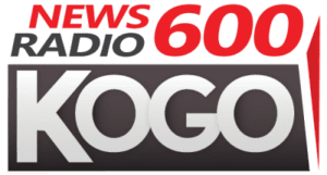 600 KOGO Radio News Station