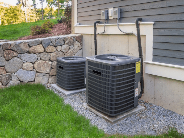 Have your HVAC unit checked periodically to make sure all components including filters, refrigerant, coils & more are clean and in good working condition.
