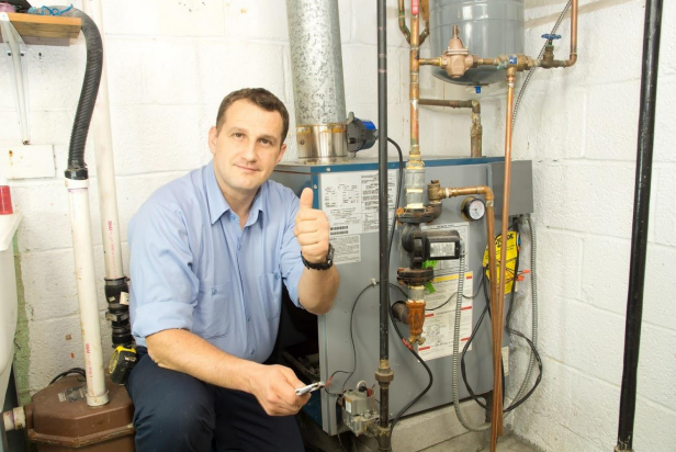 Have your central heating and air unit checked for problems with the heat exchanger. Know the clues that may indicate damage & call Mauzy for repairs.
