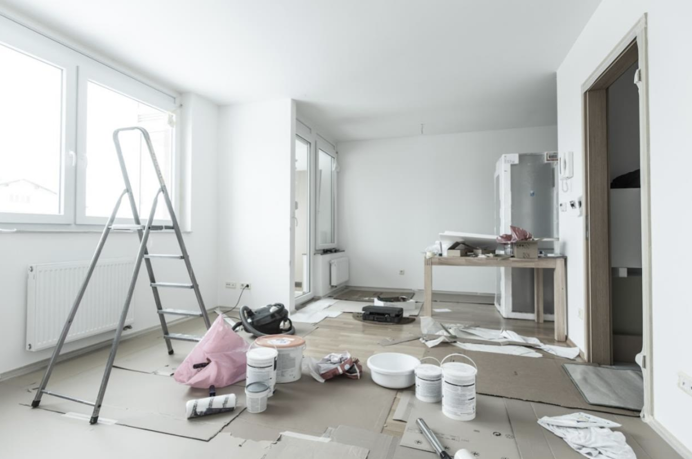 San Diego homeowners are remodeling their homes. Find out how you can keep air quality inside clean during a remodel.