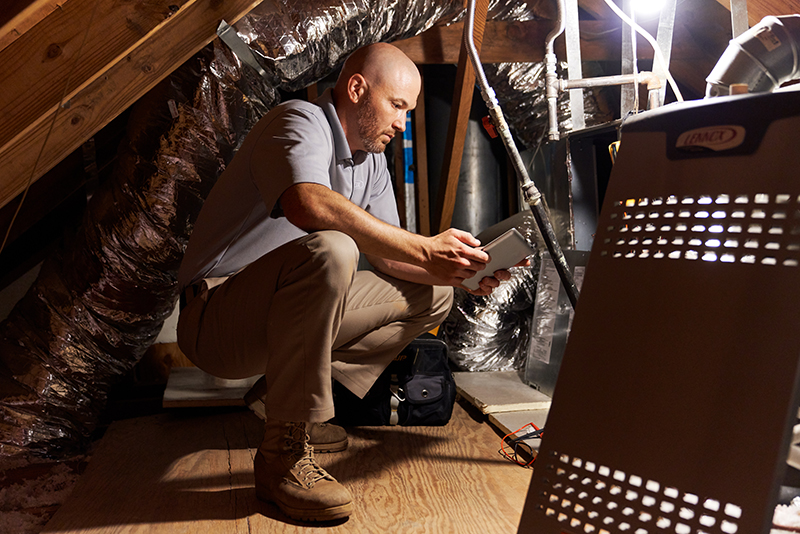Learn more about the new furnace installation process and what to expect as you prepare for your furnace to be installed in your San Diego home.