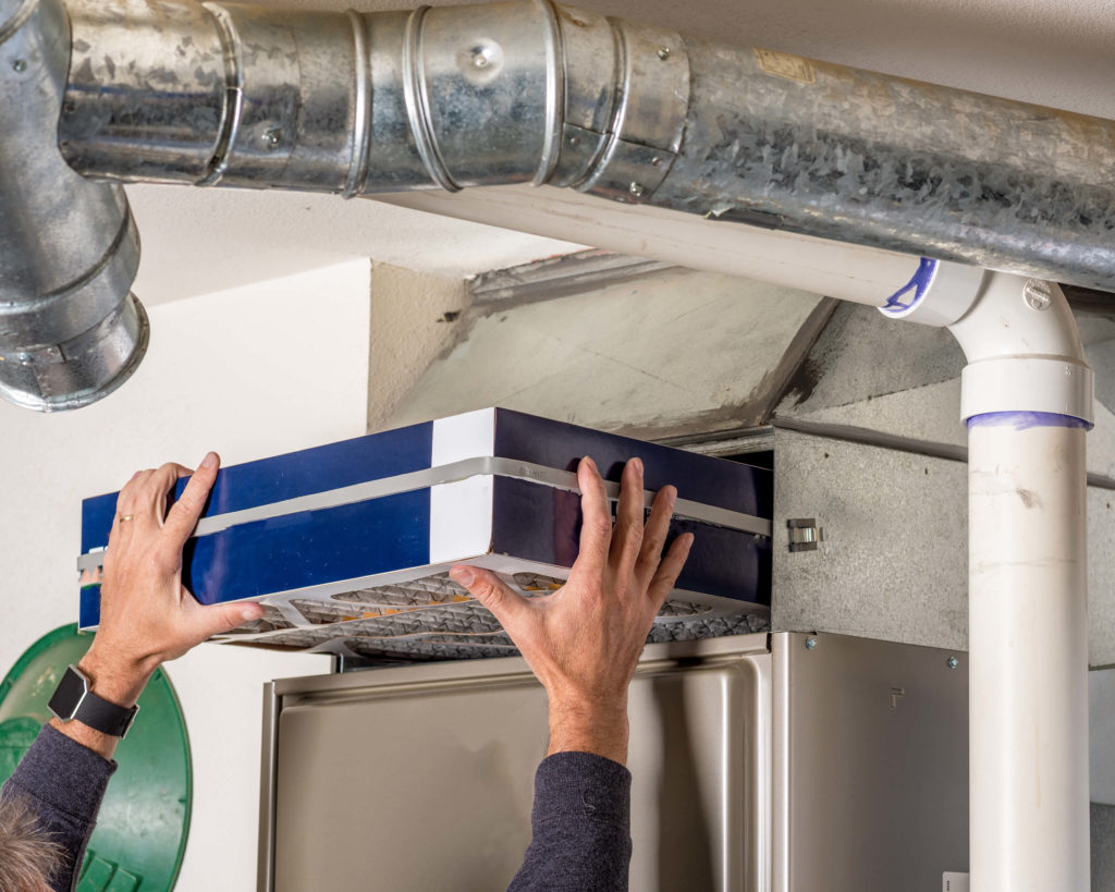Schedule an end-of-season Furnace Maintenance appointment with Mauzy to make sure the system is properly maintained for next year.